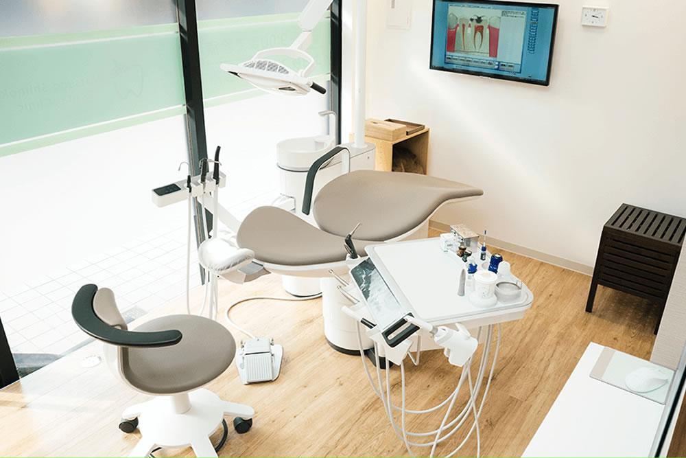 松戸しいの木歯科医院