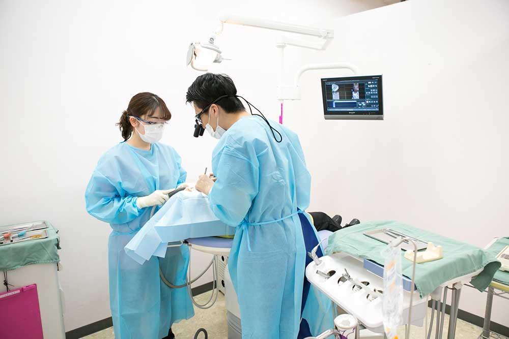 マリブ海浜歯科室